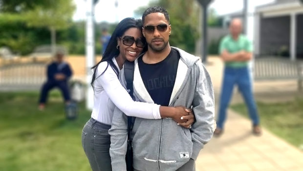 Kenya Moore Breaks Down In Tears While Discussing Issues With Husband, Marc Daly [VIDEO]