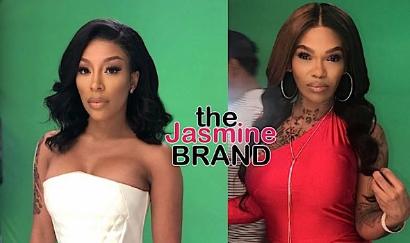 EXCLUSIVE: Love & Hip Hop Reunion – K.Michelle Unable To Attend, Apple Watts Not Allowed On Stage