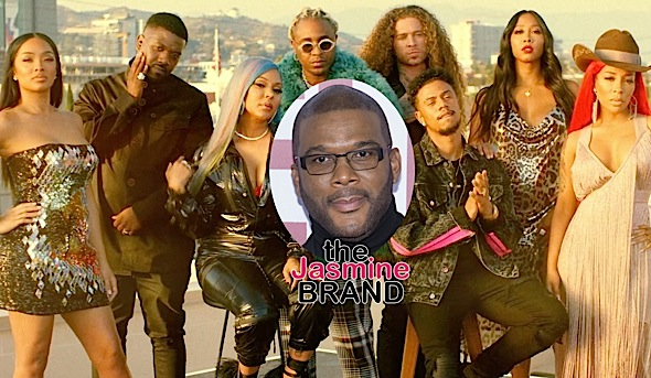 EXCLUSIVE: Love & Hip Hop Reunion Filming At Tyler Perry's Studio On Oprah's Soundstage!