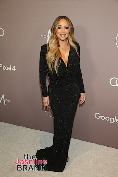 Mariah Carey Says Her Memoir Is 'Composed Of My Memories, Mishaps & Struggles Unfiltered'