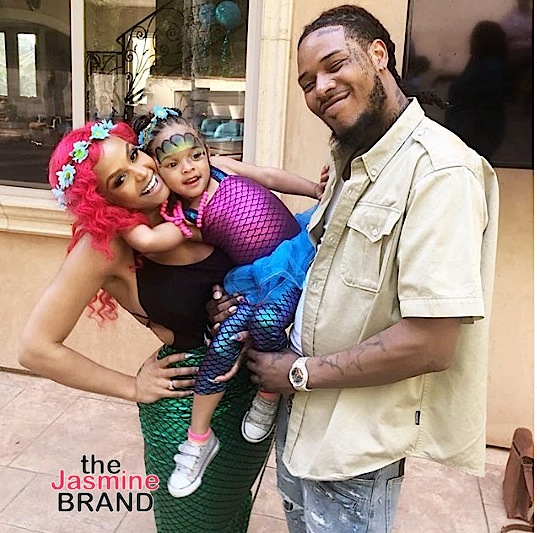 Masika Kalysha Alludes To Fetty Wap Being An Absent Dad + Says: He Told Me He Only Had 2 Kids When I Met Him!