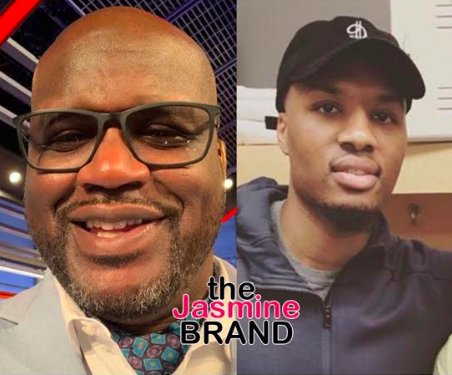 Shaquille O'Neal & NBA's Damian Lillard Release Diss Tracks After Lillard Insists 'I Rap Better Than Shaq' [VIDEO]