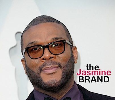 Tyler Perry Receives Star On Hollywood Walk of Fame [WATCH]