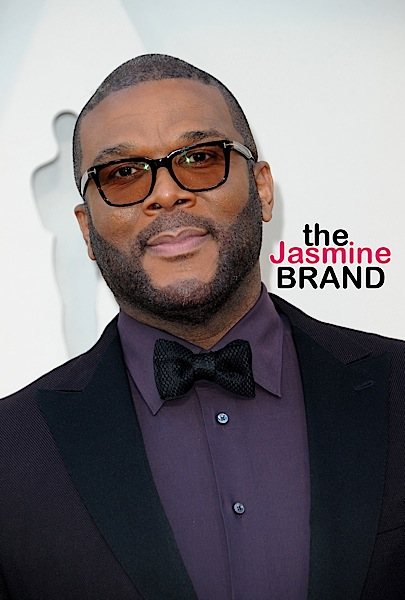 Tyler Perry Says Black Community Needs Non-Black Allies: There's Power In Talking To The Other Side!
