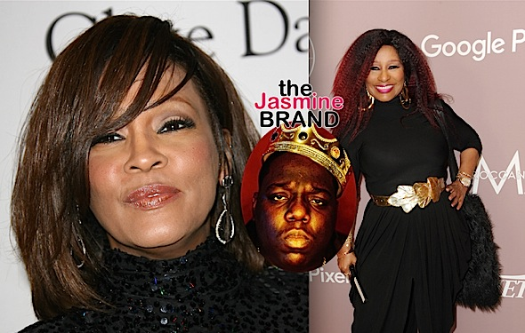 Whitney Houston, Notorious B.I.G. & Chaka Khan Nominated For Rock & Roll Hall of Fame