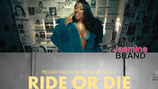 "Megan Thee Stallion & VickeeLo Twerk On The Streets of New Orleans In ""Ride Or Die"" Video [WATCH]"