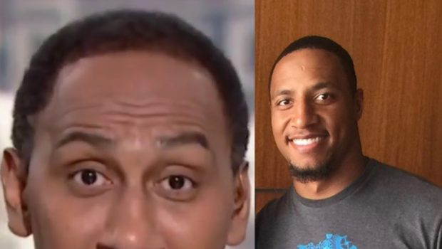 Stephen A. Smith Feuds With NFL's Eric Reid Over His Remarks About Colin Kaepernick's Workout – Maybe The Enemy Is You!