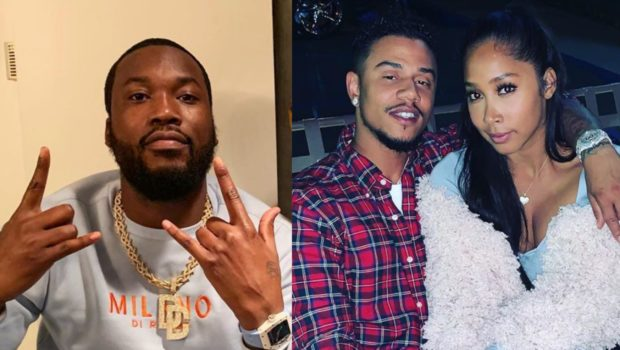 Meek Mill Calls Out Apryl Jones & Lil' Fizz's Relationship – Y'all Outta Pocket