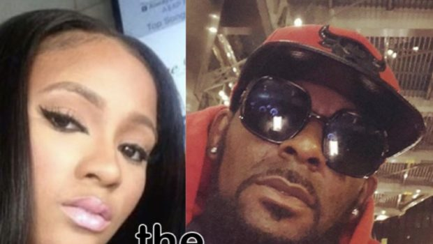 R. Kelly's Domestic Violence Charges Against His Girlfriend Joycelyn Savage Dropped