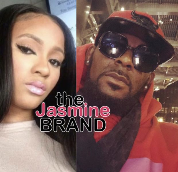 R. Kelly's Girlfriend Joycelyn Savage's Alleged Patreon Account Shut Down, Due To Possible 'Impersonation'
