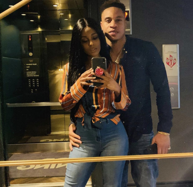'Power' Actor Rotimi Goes Public With Girlfriend Singer Vanessa Mdee [Photos]