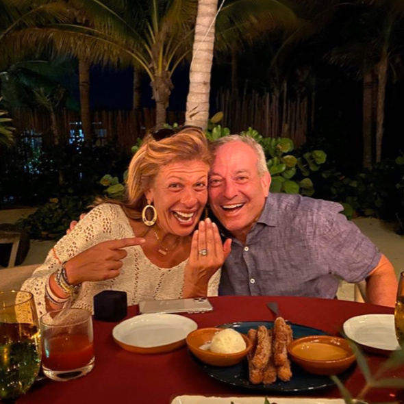Hoda Kotb Is Engaged! [Photo]