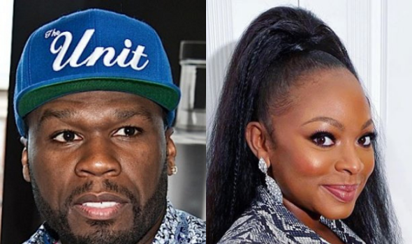 50 Cent Deletes Instagram + Trolls Naturi Naughton Again, Shares Unflattering Meme