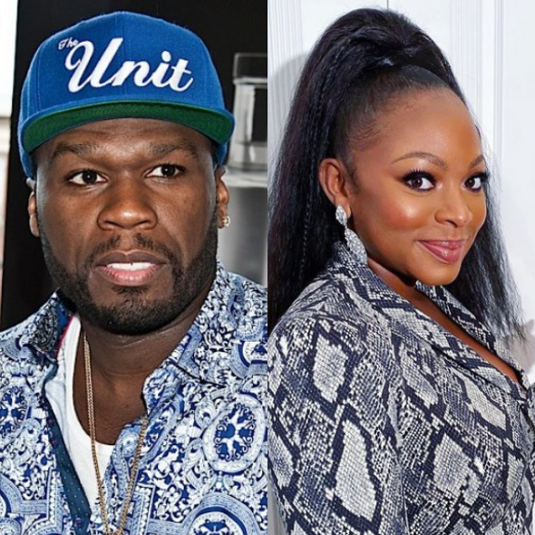 50 Cent Apologizes After Coming For Naturi Naughton's Edges 'I'm Sorry If I Hurt Your Feelings'