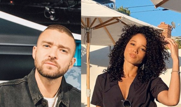 Justin Timberlake Seen Holding Hands With 'Raising Dion' Actress Alisha Wainwright