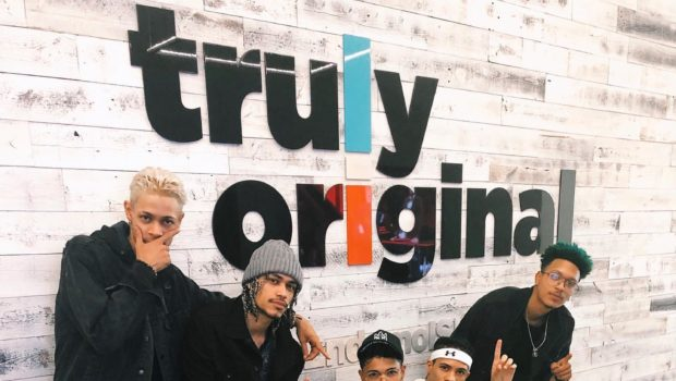 EXCLUSIVE: B5 In Talks For Reality Show