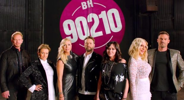 'Beverly Hills 90210' Reboot Canceled After One Season