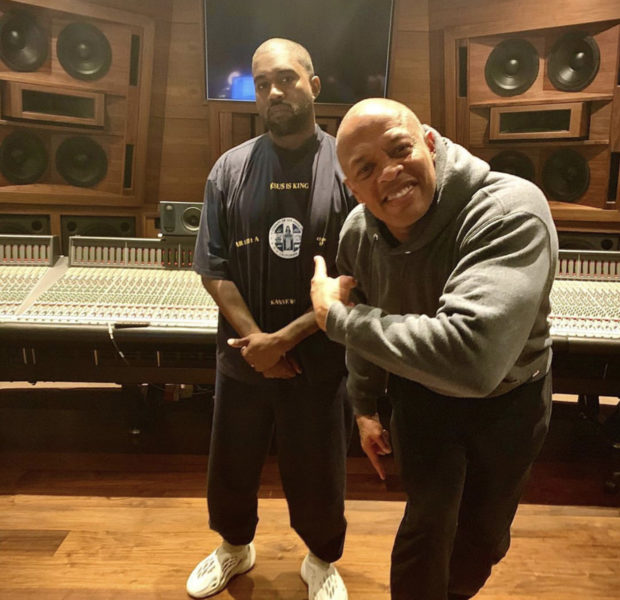 Kanye West & Dr. Dre Tease 'Jesus Is King Part II' Collaboration [Photo]