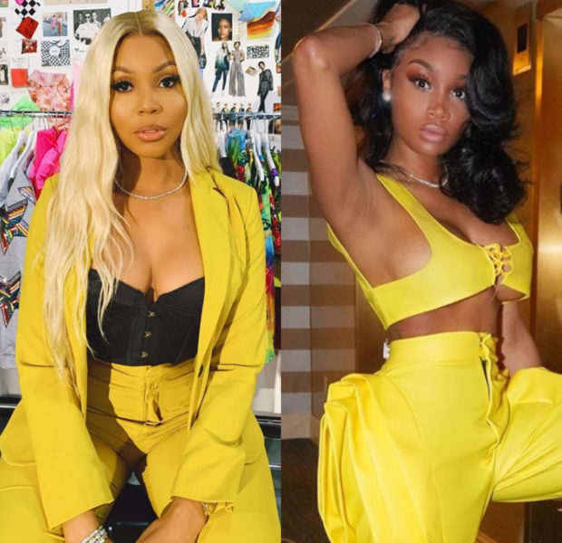 Future's Baby Mama Brittni Mealy & Young Thug's Fiancée Jerrika Karlae Argue Over Failed Business Collaboration