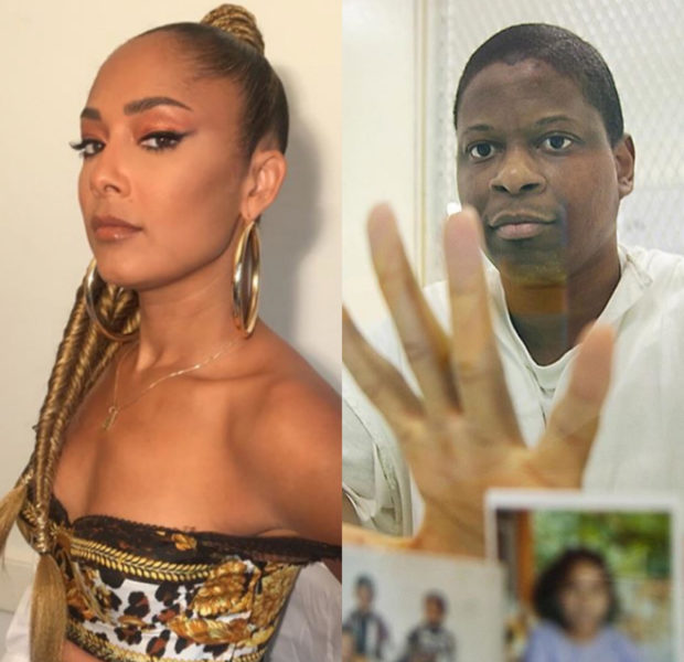 "Amanda Seales Says ""I Am Not The Issue!"" When Challenged About Rodney Reed Controversy"