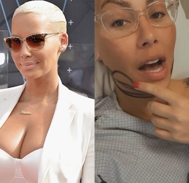 "Amber Rose Is Going Under The Knife: ""I'm Getting My Whole Body Done"""