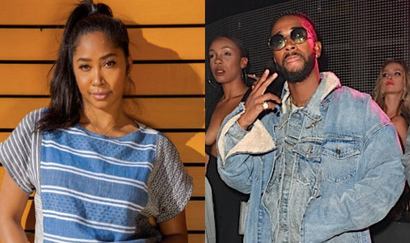 Apryl Jones Says Omarion Abandoned Her & Their Two Children: He Decided He Didn't Want His Family Anymore