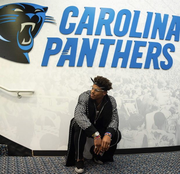 Cam Newton Reportedly Getting Released From Carolina Panthers After Nine Seasons