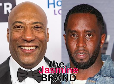 Diddy Reacts To Revolt Being Named By Comcast In Byron Allen's Discrimination Suit: I Have A Problem With This