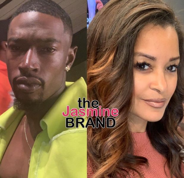 Kevin McCall Lashes Out At Claudia Jordan: If You Had A Man, I'd Slap Him In Front Of You