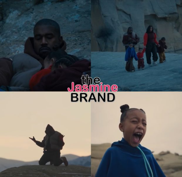 Kanye West Releases 'Closed on Sunday' Video Featuring Kris Jenner, Wife Kim Kardashian & Kids