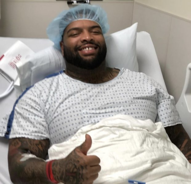 NFL's Trent Williams Criticizes Redskins For Lack of Treatment During Cancer Scare: I Almost Lost My Life