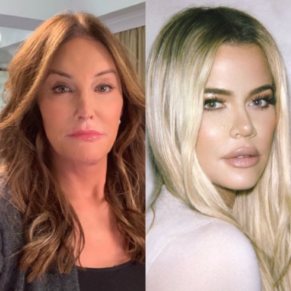 Caitlyn Jenner Says She Hasn't Spoken To Khloe Kardashian In 'Five, Six Years'