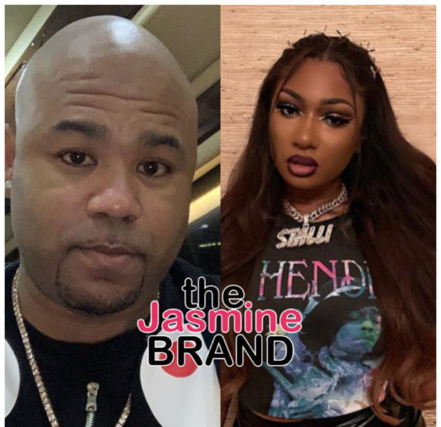 Megan Thee Stallion Says Label Won't Let Her Release Music: You Mad Because I Won't Roll Over Like A Little B*tch + Carl Crawford Seemingly Reacts [VIDEO]