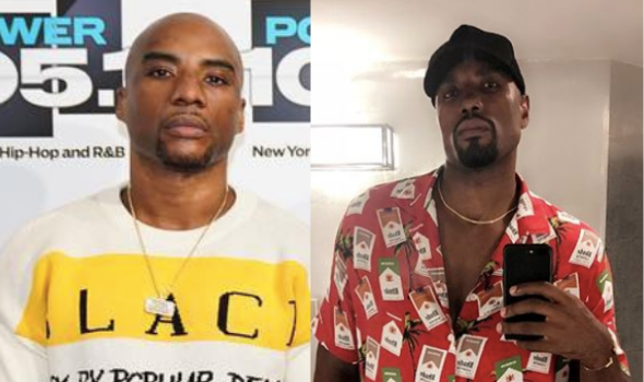 Charlamagne Asks Serge Ibaka About His Package: Let's Talk About You & Those Grey Sweatpants [VIDEO]