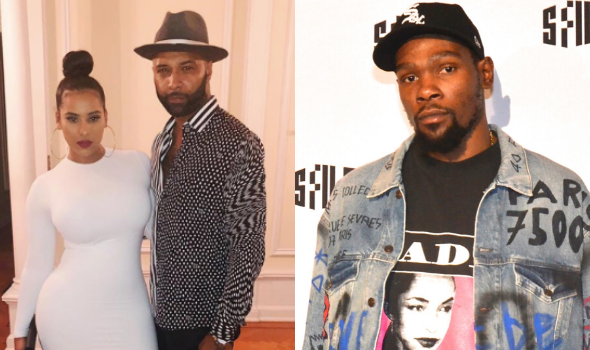 Joe Budden Possibly Reacts To Kevin Durant Allegedly Shooting His Shot With Ex Cyn Santana 'She Better Treat Him Right!'