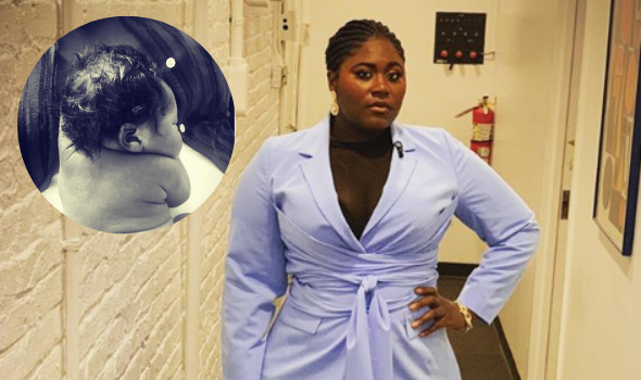 OITNB's Danielle Brooks Welcomes Baby Girl: She's' Perfect [Photo]