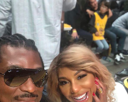 Tamar Braxton's Boyfriend Breaks His Silence: She's Receiving The Best Medical Attention