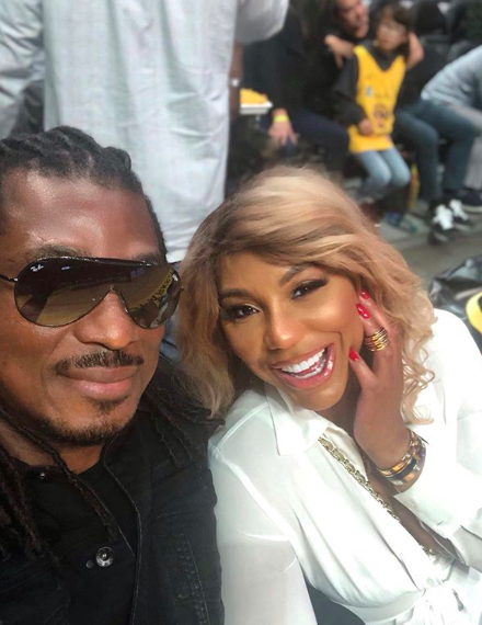 Tamar Braxton's Fiancé, David Adefeso, Is Not Happy W/ Her Abstaining From Sex In 'Get Ya Life' Premiere: It's A Terrible Idea