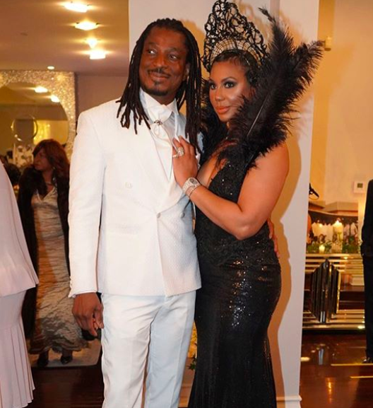 Tamar Braxton Throws Boyfriend David Adefeso Lavish 50th Birthday Celebration