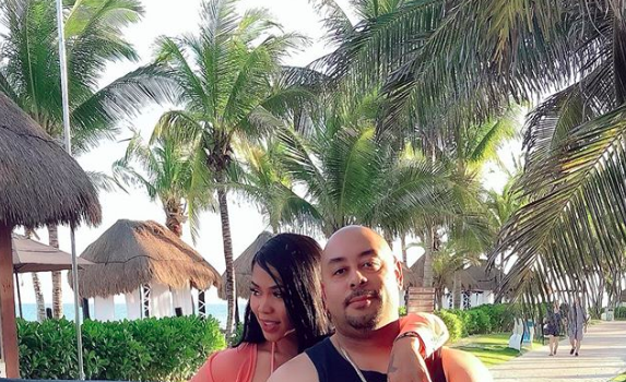 Ex Reality Star Deelishis Vacations With Exonerated Five's Raymond Santana