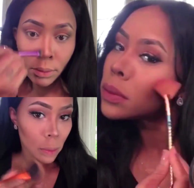 Deelishis Shares Make-Up Routine To Prove She Hasn't Had Plastic Surgery: I'm not a MUA, but more importantly I'm not a liar!