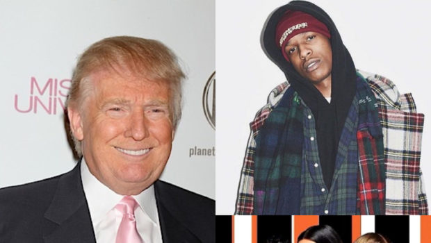 "Kardashians, A$AP Rocky Mentioned In Trump Impeachment Hearing, U.S. Ambassador Reportedly Said, ""Let Him Get Sentenced, Play The Racism Card & Tell The Kardashians You Tried"""