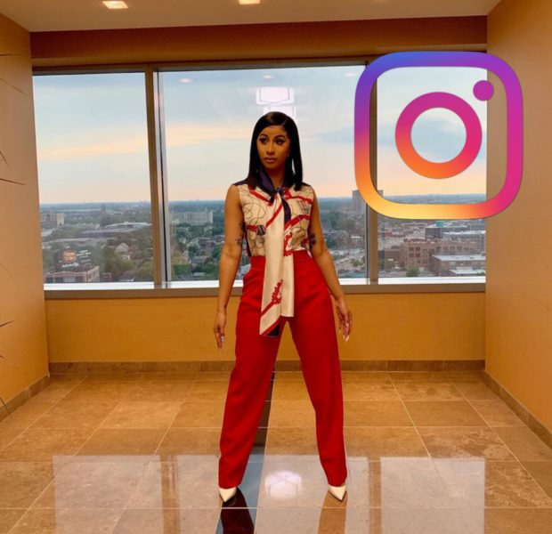 Cardi B Criticizes Instagram For Hiding Likes, Says Comment Section Is More Harmful