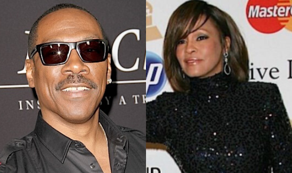Eddie Murphy Tried To Stop Whitney Houston From Marrying Bobby Brown 'He Called To Say She Made A Mistake'
