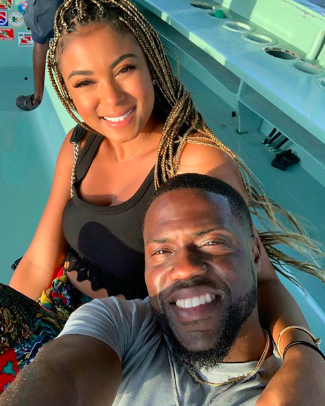 Kevin Hart & Wife Eniko Expecting 2nd Child Together [Photo]