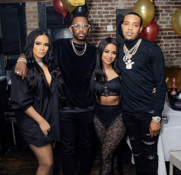 Fabolous Approves Of Daughter Taina Williams' Rapper Boyfriend G-Herbo & Gives Them Relationship Advice