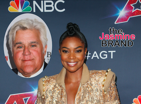 "Gabrielle Union's Exit From ""America's Got Talent"" Comes After She Called Out Jay Leno's Offensive Joke About Asians, She Was Also Told Her Hair Was 'Too Black'"