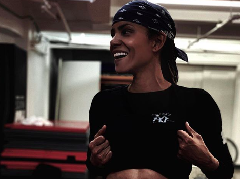 Halle Berry Shows Off Her Ripped Abs: I Finally Got Them & It Feels Unbelievable!