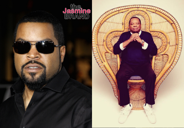 "Ice Cube Apologized To John Witherspoon At Funeral For Not Getting New ""Friday"" Movie Made"