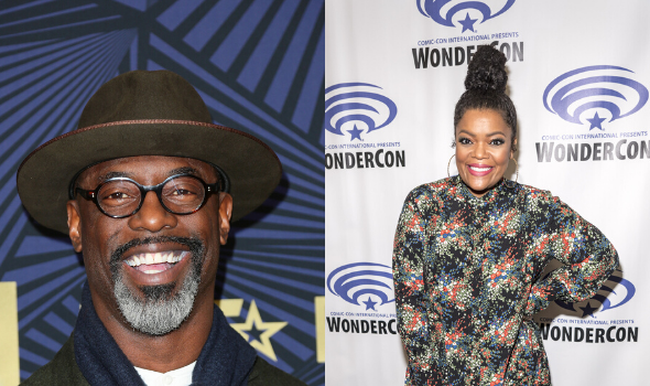 Isaiah Washington & Yvette Nicole Brown Get Into Heated, Name Calling Twitter Argument